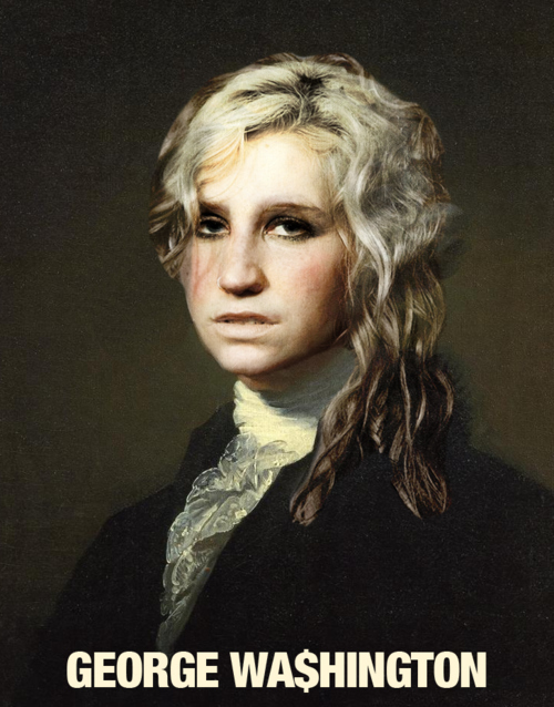 GEORGE WA$HINGTON