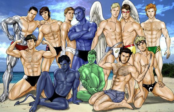 X-Men Gayboys