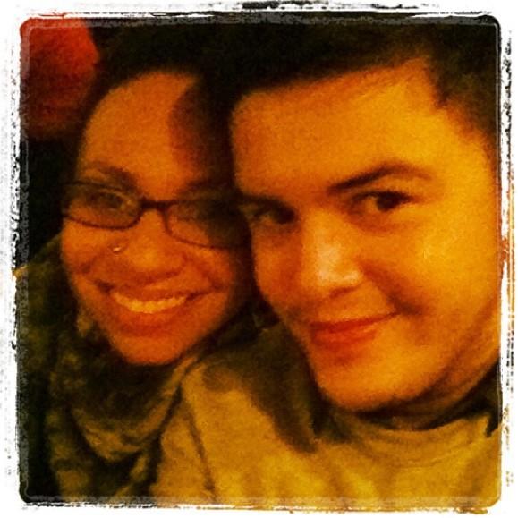 Amaya and Julian