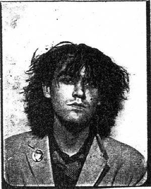 Morrissey, Aged 19