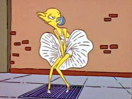Sexy Mr. Burns