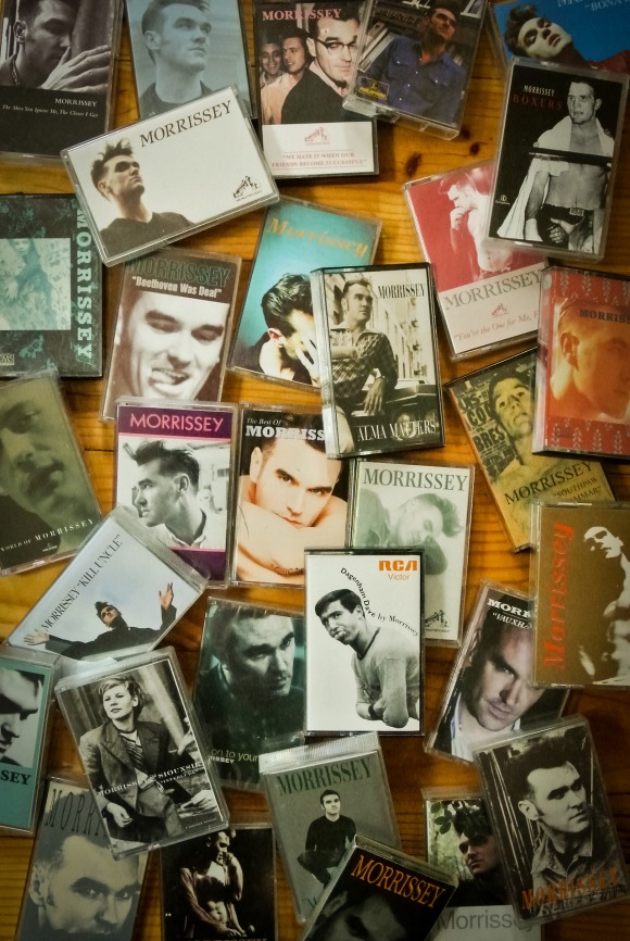 Smiths/Morrissey tape Collecitons