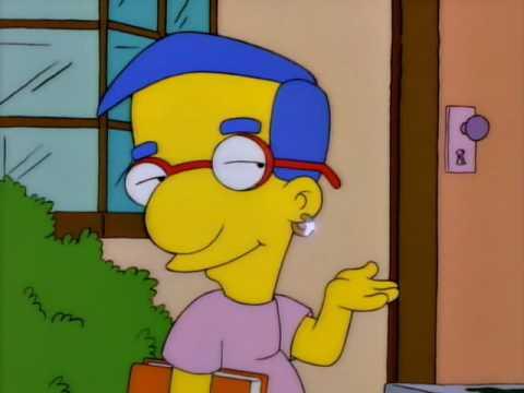 Milhouse's Earring