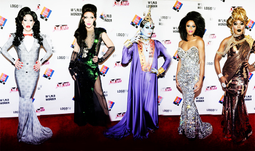 RuPaul's Drag Race Royal Familiy